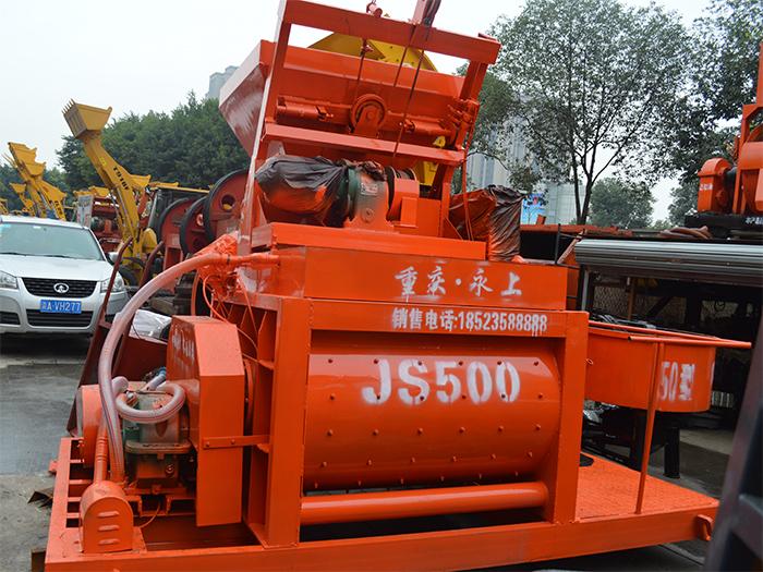 JS500型混凝土bob
